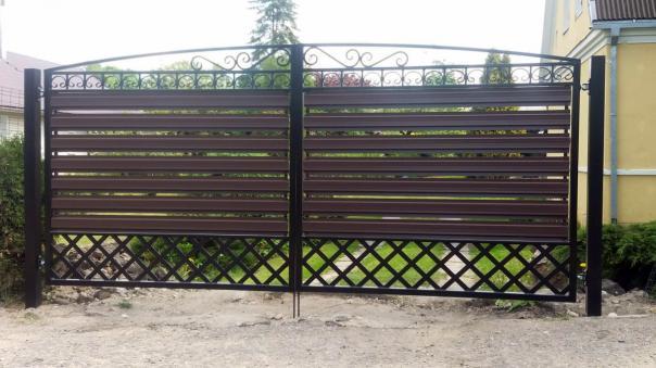 tvoru-montavimas-metaliniai-vartai